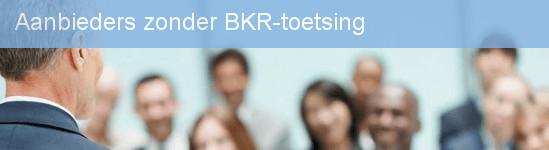 Meer informatie geld lenen zonder BKR check