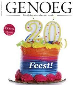 Twintig jaar Genoeg Magazine